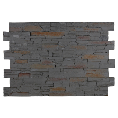 LEDGE STONE PANEL-WP043-BK